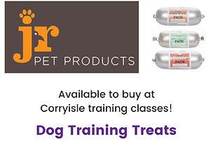 JR Pure Dog Training Treats
