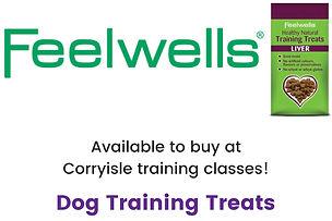 Feelwells Dog Training Treats