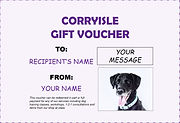 Gift Voucher - Corryisle Dog Training
