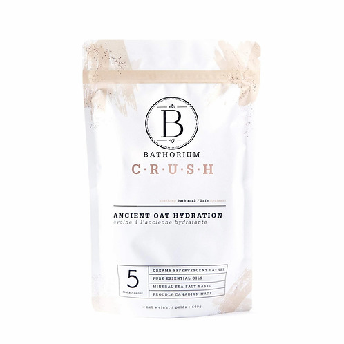 Bathorium -Ancient oat hydration bath soak