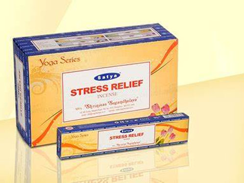 Stress relief incense
