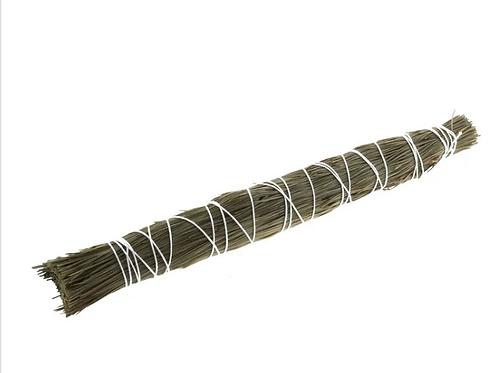 Juniper and  Sweetgrass Smudge stick