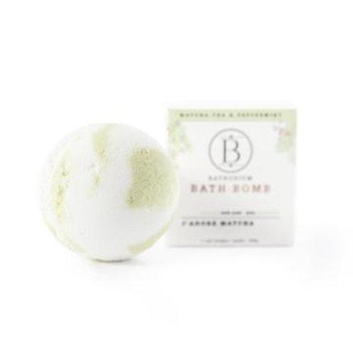Bathorium -J'adore Matcha Bath Bomb
