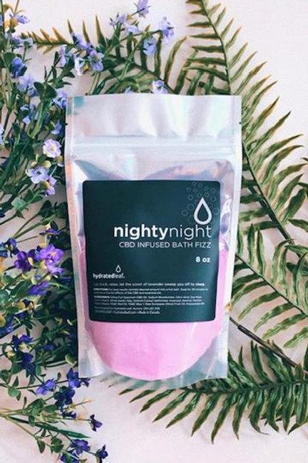 Nighty Night Bath Bomb Fizz