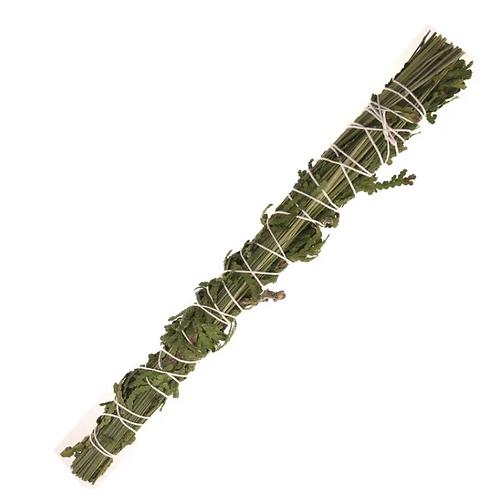 Cedar & Sweetgrass Smudge stick