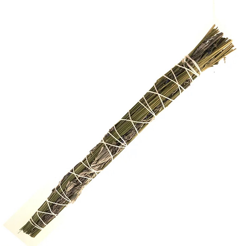 Lavender and  Sweetgrass Smudge stick