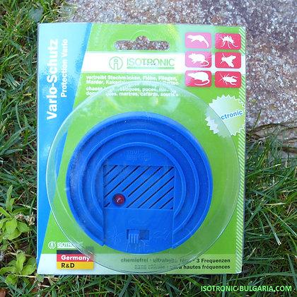 Уред с ултразвук срещу комари, мухи, мишки, плъхове, хлебарки и невестулки