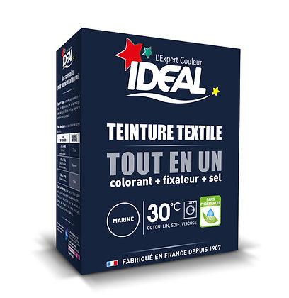 IDEAL MAXI «Все в Одном» для окрашивания одежды и тканей, темно-синяя, 350 г.