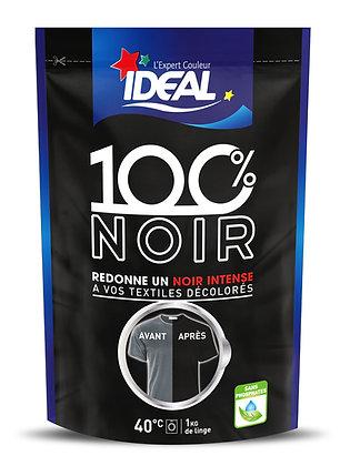 IDEAL Back2Black «Все в Одном» для восстановления цвета черной одежды, 400 г.
