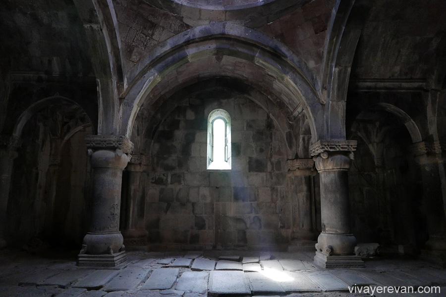 Монастырь Санаин