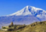 Экскурсия в монастырь Хор-Вирап в Армении