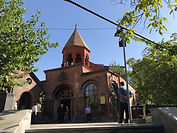 Церковь Сурб Зоравор Аствацацин