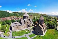 Монастырь Кечарис в Армении