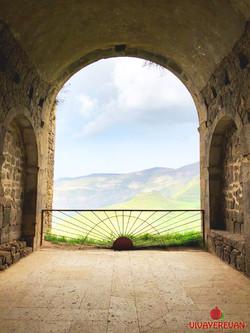Монастырский комплекс в Татеве