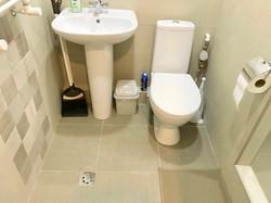 Ванная (душевая кабина) и туалет