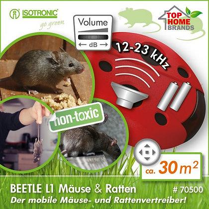 Уред с ултразвук против мишки и плъхове