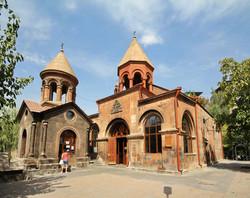 Церковь Св. Зоравора
