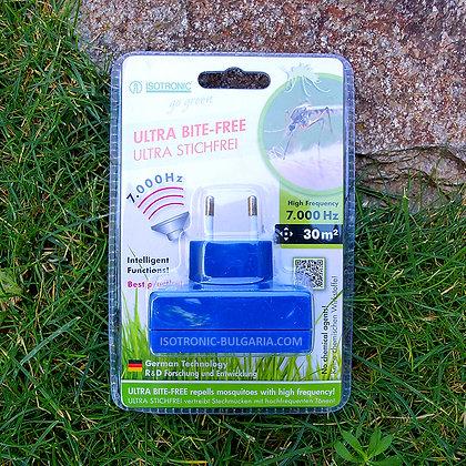Електронен уред с ултразвук против комари