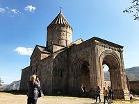 Монастырь Татев в Армении