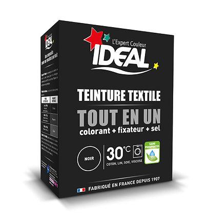 IDEAL MAXI «Все в Одном» для окрашивания одежды и тканей, черная, 350 г.