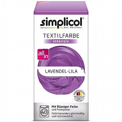 Течна интензивна текстилна боя, лавандулово лилаво