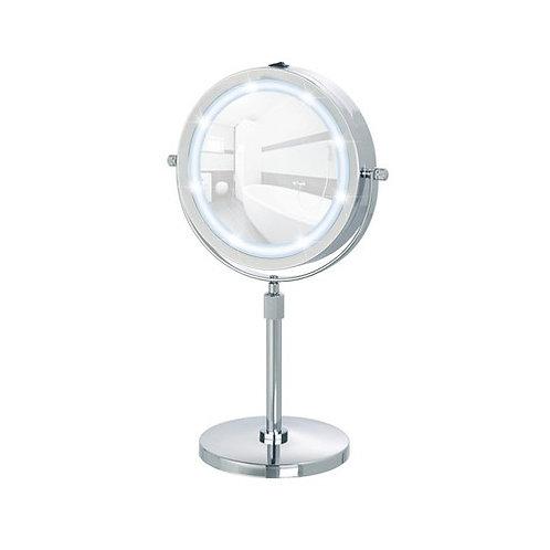Wenko Lumi Козметично огледало с LED осветление