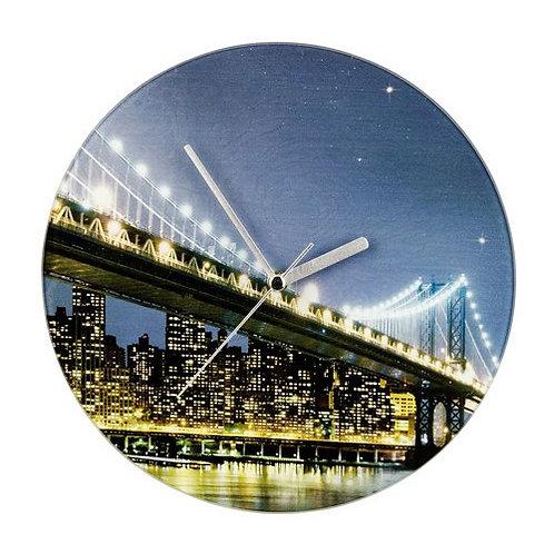 Wenko Бруклински Мост Стенни дизайнерски часовници