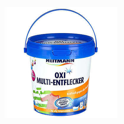 HEITMANN Oxi Multi Препарат против петна за бяло и цветно пране