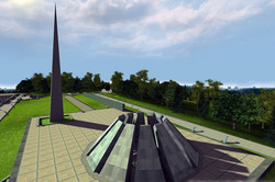 Мемориальный комплекс Цицернакаберд