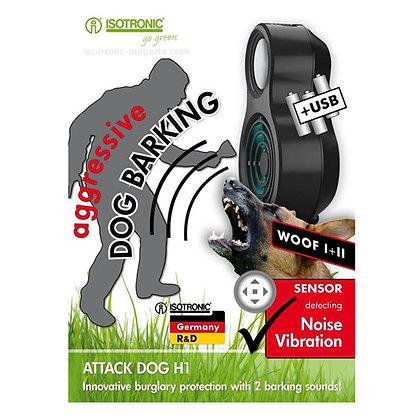 ATTACK DOG H1 Уред-радар срещу крадци – куче пазач