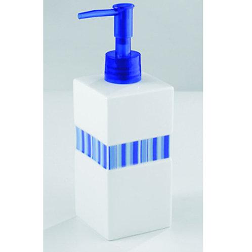 Wenko Дозатор за течен сапун със синя лента