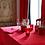 Thumbnail: IDEAL MINI «Все в Одном» для окрашивания одежды и тканей, красная, 230 г.