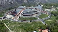 Спортвно-концертный комплекс в Ереване
