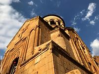 Монстырь Нораванк в Армении
