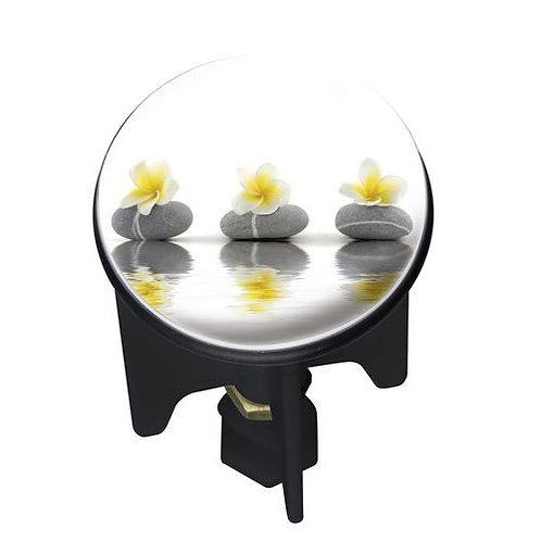 Wenko Stones With Flower Cтопер за вода за мивка
