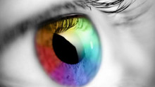 Възприемане на цветовете от хората. Влияние на цветовете върху човека.