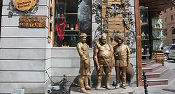"Ресторан ""Кавказская пленница"" в Ереване"