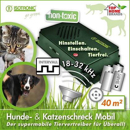 Уред с ултразвук против кучета и котки