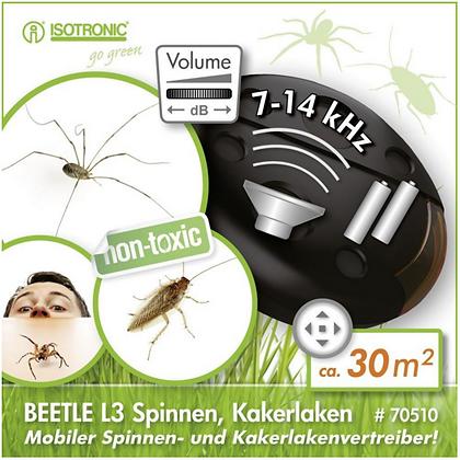 Уред с ултразвук против хлебарки и паяци
