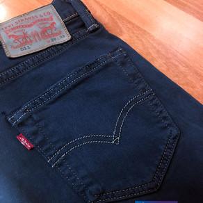 Окрашиваем джинсы темно-синей краской IDEAL
