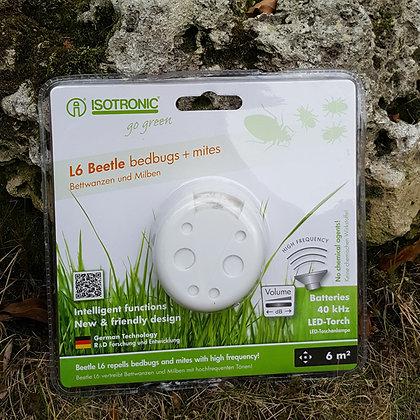 Електронен уред с ултразвук против дървеници и акари