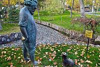 Парк Влюбленных в Ереване
