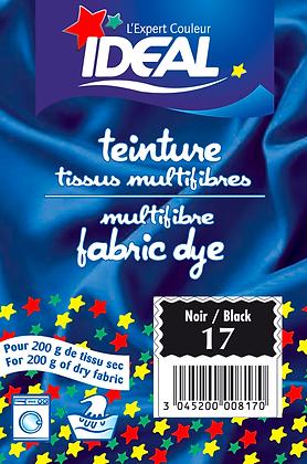 Краска для окрашивания полиамида, текстиля, шерсти и шелка, черная
