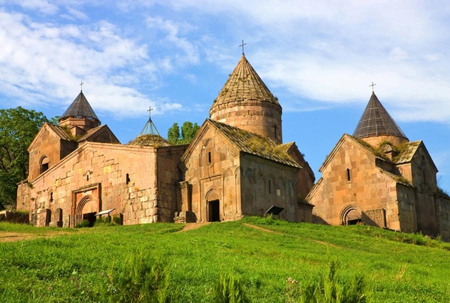 Монастырь Гошаванк