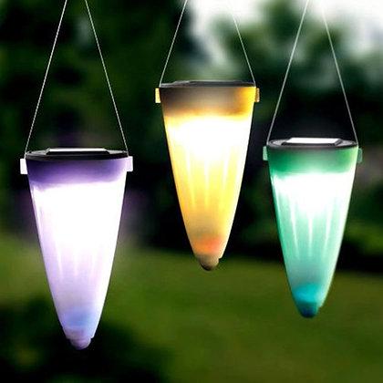 Isotronic Мулти RGB соларна LED лампа