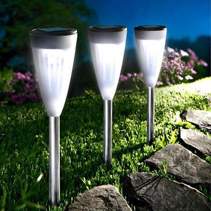Isotronic Мулти Соларна LED лампа с топло бяла светлина