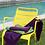 Thumbnail: IDEAL MINI «Все в Одном» для окрашивания одежды и тканей, фиолетовая, 230 г.