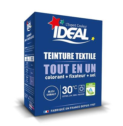 IDEAL MINI «Все в Одном» для окрашивания одежды и тканей, синий кобальт, 230 г.