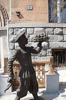 Ресторан Генацвале в Ереване