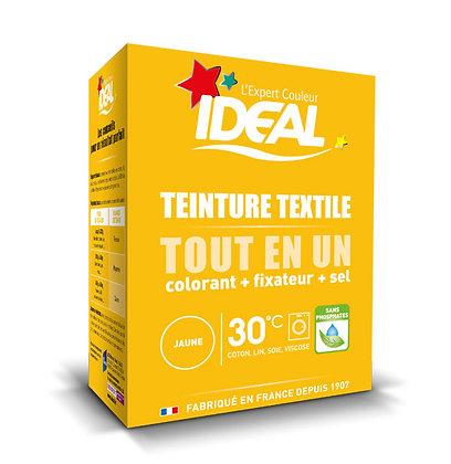 IDEAL MINI «Все в Одном» для окрашивания одежды и тканей, желтая, 230 г.